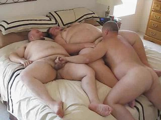 Three Fat Men