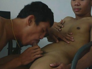 Joyful Doctor Gets Fucked Bareback By His Patient