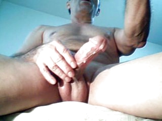 Intense Masturbation on webcam and fine cums
