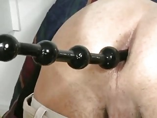 Hot close all over for a horny gay taking sex balls all over his nuisance fissure