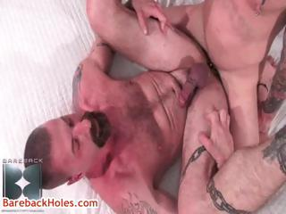 Chris neal coupled with jake wetmore sucking
