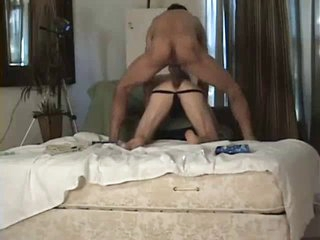 14 inches bushwa inside tight ass