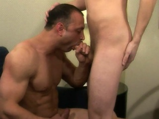 Brad had always been so curious on every side Jaymz' hot synod increased by his hard...