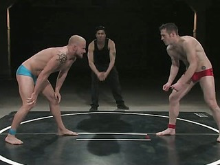 Friar Tucker vs Luke RileyThe Duct Offset