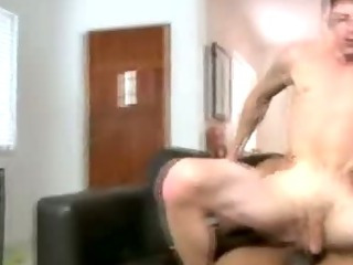 Horn-mad little twink rides cock