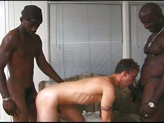 interracial Gay Loving!
