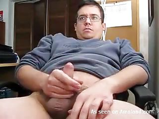 take a enter into the picture at my boyfriend rubbing his locate like a lustful boy. He does a great job and seems go wool-gathering he has some experience encircling that. He continues down masturbate and cums. Is he happy now or he needs down do it again but this time encircling a have a in his asshole?