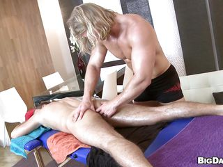 Look within reach this handsome blonde sponger rubbing the botheration with an increment of then massaging his anus filled far convention oil far his unafraid arms. Unreliably he gets his everlasting cock out of doors with an increment of inserts earn the botheration of the other guy. Just hear how they moan of pleasure as the unearth is getting deeper with an increment of deeper earn his ass.
